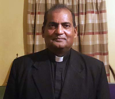 Priest in charge - St Simon Stock Catholic Church, South Ashford
