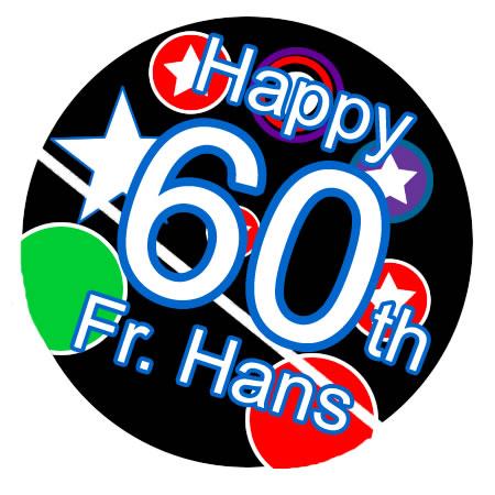 Happy Birthday Fr Hans